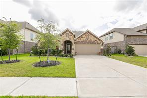 Houston Home at 10926 Sarah Bluff Lane Cypress , TX , 77433-5274 For Sale