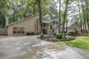 Houston Home at 2403 Golden Pond Drive Kingwood , TX , 77345-1640 For Sale