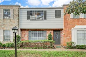 Houston Home at 2141 Winrock Boulevard 28 Houston , TX , 77057-4003 For Sale