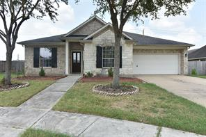 Houston Home at 3431 Monarch Meadow Lane Pearland , TX , 77581-5582 For Sale