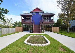 Houston Home at 223 W 5th Street Kemah , TX , 77565-2619 For Sale