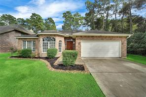 Houston Home at 3038 Fitzgerald Drive Montgomery , TX , 77356-8949 For Sale