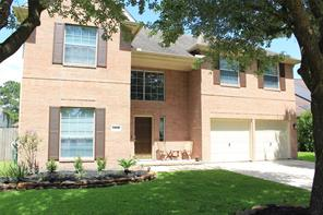 Houston Home at 19119 Hikers Trail Drive Humble , TX , 77346-6030 For Sale