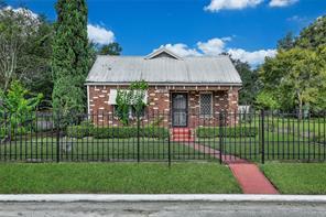 Houston Home at 1501 Hamblen Street Houston                           , TX                           , 77009-2238 For Sale