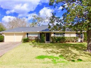 Houston Home at 8738 Banzer Street Houston , TX , 77055-3110 For Sale