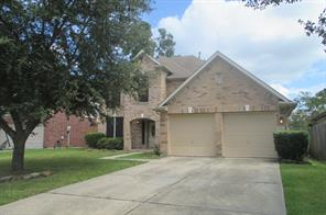 Houston Home at 16414 Ancient Forest Drive Humble , TX , 77346-3237 For Sale