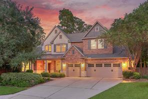Houston Home at 6 Wildever Place The Woodlands , TX , 77382-2821 For Sale