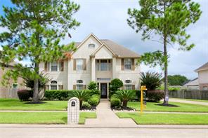 Houston Home at 2856 Everett Drive Friendswood , TX , 77546-4787 For Sale