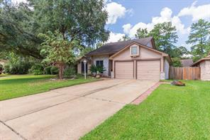 Houston Home at 5419 Forest Springs Drive Kingwood , TX , 77339-1255 For Sale