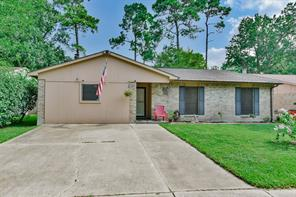 Houston Home at 7331 Roadrunner Ln Humble , TX , 77396-1891 For Sale