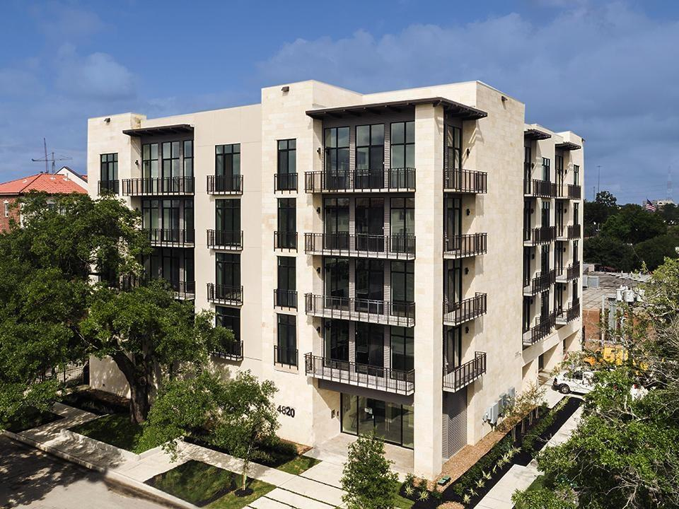 The Oaks on Caroline is one of the newest mid-rises in Houston.  This 28-unit community has only 12 units remaining. Come and learn why the first 15 owners are so excited about living in this exclusive residential mid-rise community. Is it the great floor-plans? The views? The finishes? Come see for yourself. Only 7 homes per floor on levels 2 - 5. Parking below. Two Blocks from METRORail, so it's a short ride to the Texas Medical Center, Downtown Office Buildings, NRG, Minute Maid Park, Dynamo Stadium, and much much more. Very near Rice University's new Center which will be developed soon. If you are an Urban Dweller, this is city living at its best. Open House every Saturday and Sunday from 1PM - 5PM. Monday thru Friday by appointment.