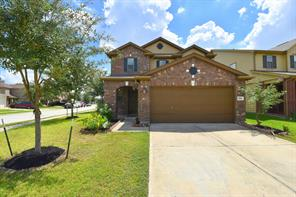 Houston Home at 7656 Cocobola Lane Cypress , TX , 77433-3425 For Sale