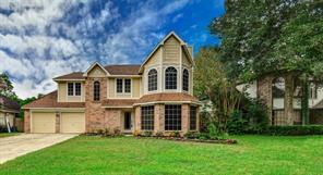 Houston Home at 16915 Shrub Oak Drive Humble , TX , 77396-4068 For Sale