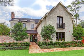 Houston Home at 1118 River Bend Drive Houston , TX , 77063-1524 For Sale