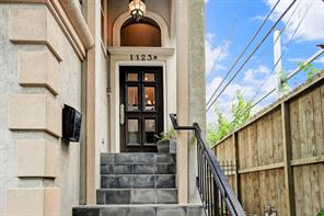 Houston Home at 1123 Banks Street B Houston                           , TX                           , 77006-6133 For Sale