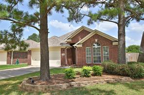 Houston Home at 15106 Red Cedar Bluff Lane Cypress , TX , 77433-5822 For Sale