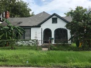 6601 Avenue F, Houston, TX, 77011