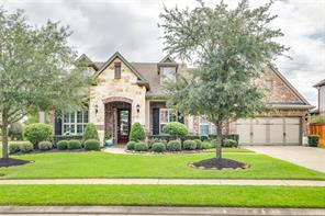 Houston Home at 9501 W Pedernales River Drive Cypress , TX , 77433-3712 For Sale