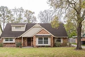 Houston Home at 10039 Briarwild Lane Houston , TX , 77080-7013 For Sale