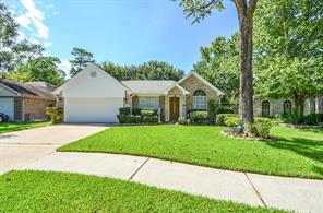 Houston Home at 7306 Bluebird Bend Humble , TX , 77396-4808 For Sale