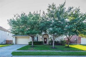 Houston Home at 3106 Mossy Trail Lane Pearland , TX , 77584-4555 For Sale