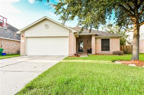 Houston Home at 3903 Water Canyon Road Baytown , TX , 77521-2784 For Sale