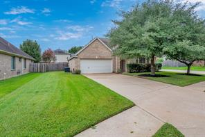 Houston Home at 3803 Flatwood Drive Katy , TX , 77449-7521 For Sale