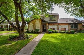 Houston Home at 2726 Triway Lane Houston                           , TX                           , 77043-1808 For Sale