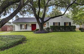 Houston Home at 3826 Linklea Drive Houston , TX , 77025-3523 For Sale