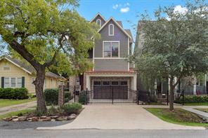 Houston Home at 1020 Rutland Street Houston , TX , 77008-6829 For Sale