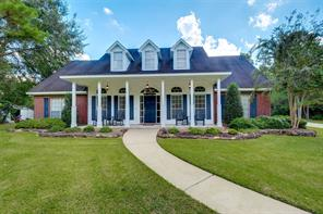 Houston Home at 18443 Hills Lake Court Montgomery , TX , 77316-9523 For Sale
