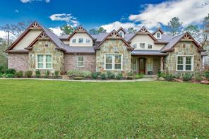 Houston Home at 23523 High Meadow Estates Drive Montgomery , TX , 77316-2093 For Sale