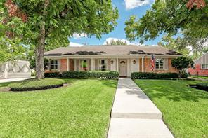 Houston Home at 7810 Overbrook Lane Houston , TX , 77063-3119 For Sale