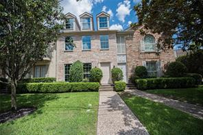 Houston Home at 2323 NE Augusta Drive 10 Houston , TX , 77057-4709 For Sale