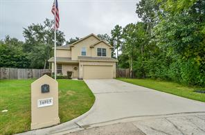 Houston Home at 16915 Hatch Court Crosby , TX , 77532-5284 For Sale
