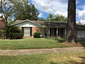 Houston Home at 6926 Pine Grove Drive Houston , TX , 77092-1213 For Sale