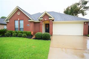 Houston Home at 121 Corkwood Street Lake Jackson , TX , 77566-5756 For Sale