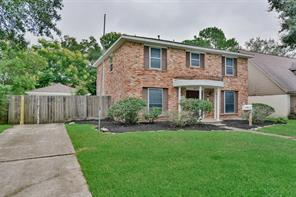 Houston Home at 10907 Sagemeadow Lane Houston , TX , 77089-3806 For Sale