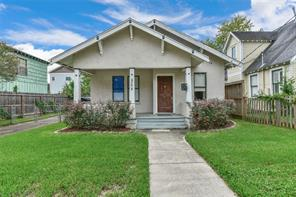 Houston Home at 308 Woodland Street Houston , TX , 77009-7245 For Sale