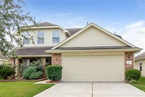 Houston Home at 8746 Farm Ridge Lane Humble , TX , 77338-6434 For Sale