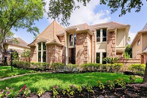 Houston Home at 15510 Old Stone Trail Houston , TX , 77079 For Sale