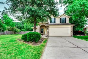Houston Home at 119 Hockenberry Place Conroe , TX , 77385 For Sale