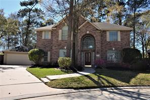 Houston Home at 4906 Birch Bough Court Kingwood , TX , 77345-2349 For Sale