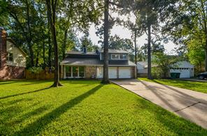 Houston Home at 3914 Cedar Forest Drive Houston , TX , 77339-1362 For Sale