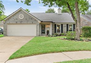 Houston Home at 17007 Fordingbridge Drive Spring , TX , 77379-8622 For Sale