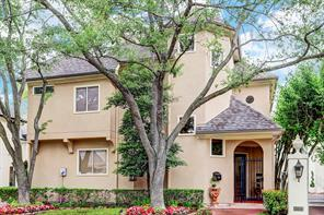 Houston Home at 3014 Elbert Street Houston , TX , 77098-2022 For Sale