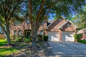 Houston Home at 18003 Moss Cove Court Humble , TX , 77346-4436 For Sale