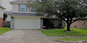 Houston Home at 9422 Taloncrest Court Houston                           , TX                           , 77083-5097 For Sale