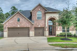 Houston Home at 12918 Pinson Mound Court Humble , TX , 77346-3790 For Sale