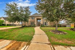 Houston Home at 6006 Waterfall Trace Lane Fulshear , TX , 77441-2063 For Sale
